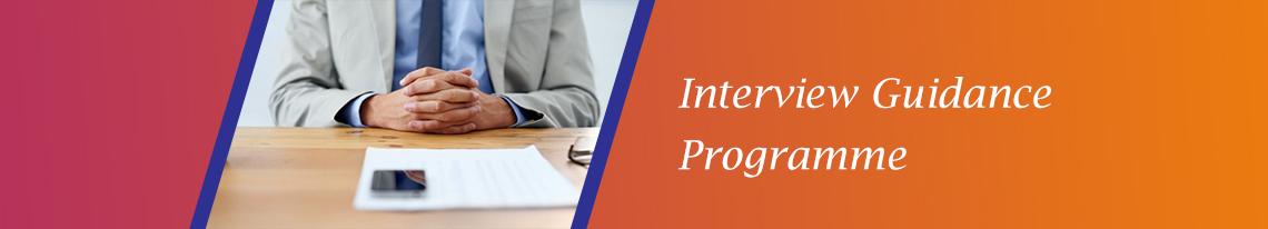Interview Guidance Program
